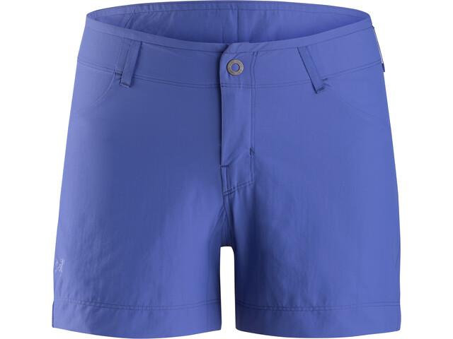 "Arc'teryx Creston Shorts 4.5"" Damen iolite"